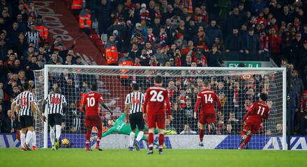 Premier League - Liverpool v Newcastle United