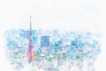 初夏の東京 Early summer of Tokyo
