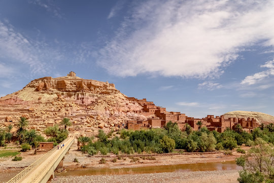 Atlas Mountains of Morocco. Morocco's Most Famous Movie Location