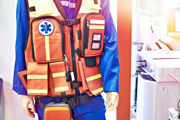 Equipment emergency doctor