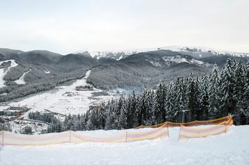mountain resort Bukovel
