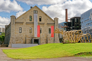 Estnisches Architekturmuseum, Tallinn, Estland