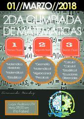 Afiche OLIMPIADA