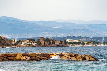 Castle of Napoule, Cannes