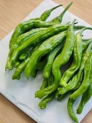 한국의 채소 꽈리고추