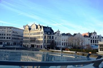 Mont des Arts (Bruxelles-Belgique)