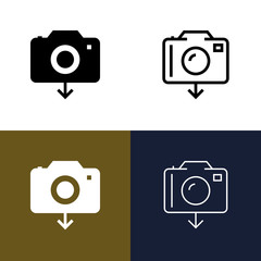 Download Pictures Icon Set