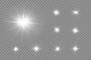 glare on a light background 2