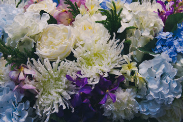 Flower Bouquet for background