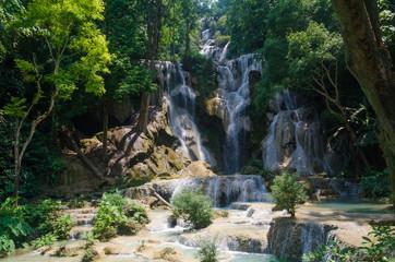 Kuang Si Falls, Luang Prabang, Laos