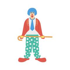 joker  clown  circus
