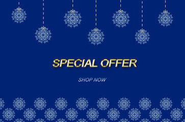 Concept of holiday discount,  Marketing, shopping, gift card.