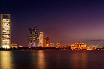 Abu Dhabi night