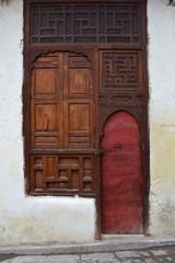 Moroccan door | Fez, Morocco