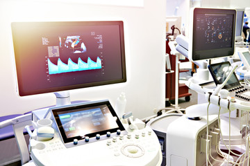 Medical devices for ultrasound