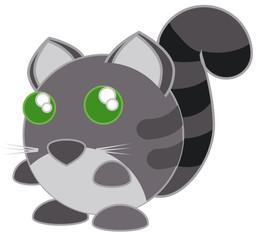 Round Fat Cat