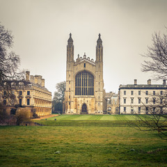 Kings College Chapel, Cambridge University