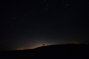 Noche en Villa Berna