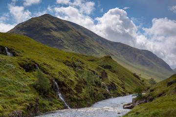 Mountain, Scottish highlands
