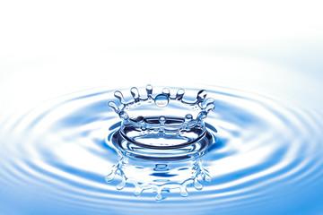 Zauber eines Wassertropfens