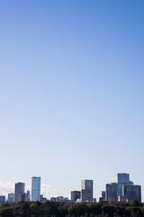 Poster Tokyo 東京のビル群