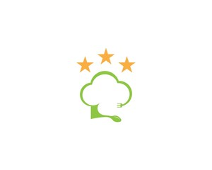 Hat chef icon vector illustration