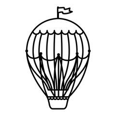 balloon air hot flying