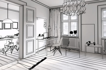 My city apartment (preview)