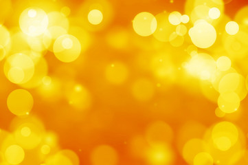 Yellow abstract background blur,holiday wallpaper