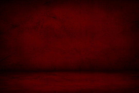 dark red and brown studio background