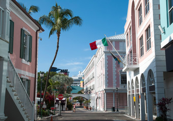 Nassau Downtown Streets