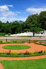 Park im Schloss Katharinental, Tallinn, Estland