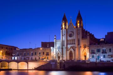 Carmelite Church, Balluta, Malta