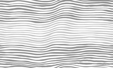 Vector Illustration of the seamless pattern of gray and white lines abstract background. EPS10.