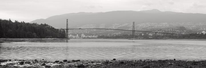 Lions Gate Bridge - Vancouver Canada