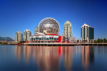 Science World - Vancouver Kanada Fototapete