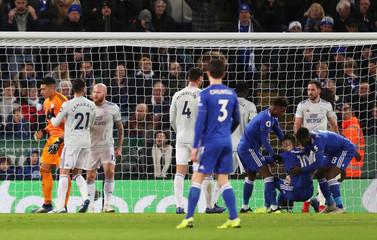 Premier League - Leicester City v Cardiff City
