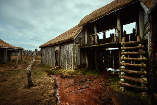 The Viking Village, Iceland