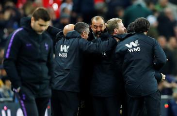 Premier League - Tottenham Hotspur v Wolverhampton Wanderers