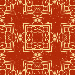 Art Deco Vintage Pattern