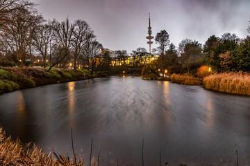 Hamburg, Planten un Bloomen