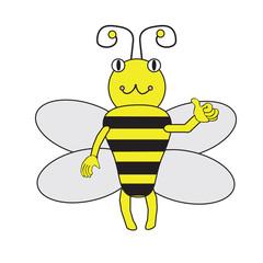 Animal-Friendly Bumble Bee
