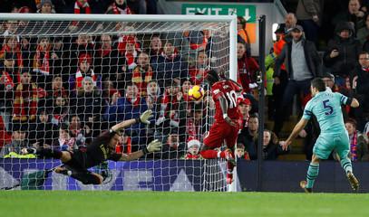 Premier League - Liverpool v Arsenal