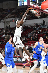NCAA Basketball: Brigham Young at Mississippi State