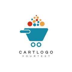 cart logo design