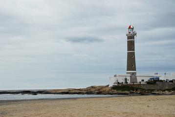 Foto op Canvas Zuid-Amerika land Jose Ignacio lighthouse