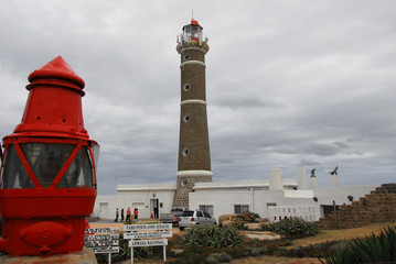 Jose Ignacio, Faro playa brava