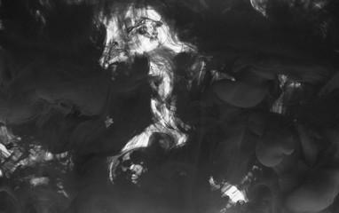 чернила в воде фоновое изображение