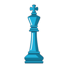 piece of chess cartoon