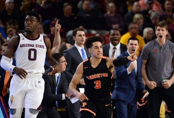 NCAA Basketball: Princeton at Arizona State